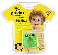 Клипса с картриджем от комаров, Gardex Baby