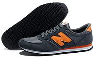 Мужские кроссовки New Balance 420 серые