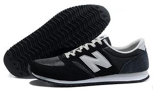Мужские кроссовки New Balance 420 черные