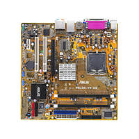 Б/у Материнская плата Asus P5LD2-VM SE (s775, 945G, PCI-Ex16)