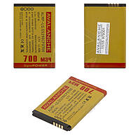 Батарея (аккумулятор) Avalanche для LG GM360/GS290/GU200/GU280 (700 mAh), оригинал