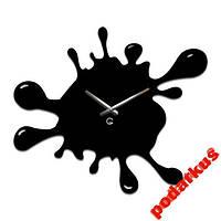 Настенные часы Клякса