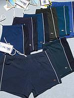 Мужские пляжные шорты в расцветках М - 2XL