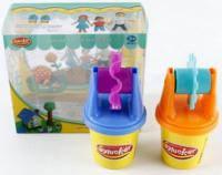 Для детского творчества Пластилин с набором для лепки, KA7028A