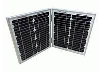 Зарядное устройство на солнечной батареи 20W для кемпинга, фото 1