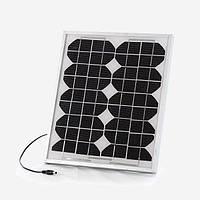 Зарядний пристрій на сонячній батареї 10W + power bank 10000mA