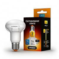 Светодиодная (LED) лампа VIDEX R63 7W 4100K 220V