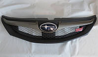 Решетка радиатора Subaru Impreza WRX STI Wagon 2008-14 новая оригинал