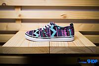 Женские/жіночі Кеди/кеды H&M DIVIDED - Aztec Print (Взуття/обувь)