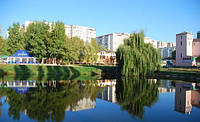 Проект реконструкции осветительных установок города Обухов