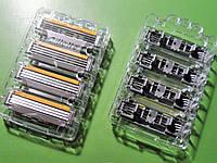 Сменные лезвия для бритья Gillette Blue3
