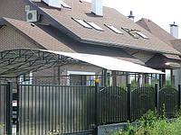 Автонавесы, лестницы, кованные балконы, откатные ворота.