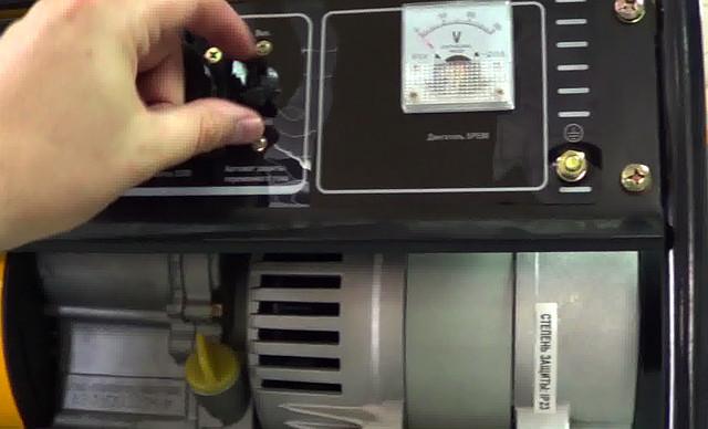 Бензиновый генератор Firman SPG 1500 фото 3