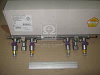 Топливопровод ГАЗ дв. 4216 ЕВРО-3 (рампа, с форсунками) (ПЕКАР). 4216.1104010-06