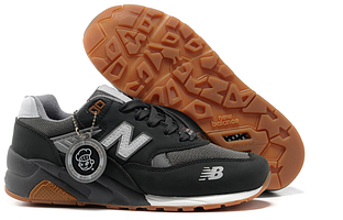 Мужские кроссовки New Balance 580 темно серые