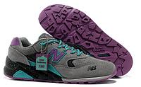 Мужские кроссовки New Balance 580 серые