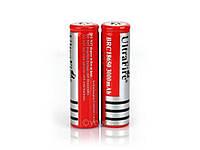 Аккумулятор UltraFire 3.7v 18650 3000mAh