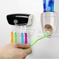 Автомат дозатор для зубной пасты+держатель