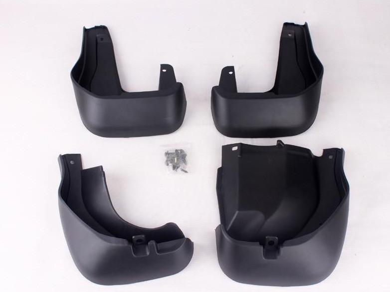 Брызговики полный комплект для Honda CR-V 2012- комплект 4 шт MF.HOCR2012