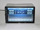 "2Din Pioneer 7018 7"" Экран Магнитола USB+Bluetooth, фото 4"