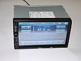 "2Din Pioneer 7018 7"" Экран Магнитола USB+Bluetooth, фото 5"