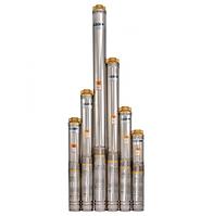 Скважинный насос 100QJ 230-2.2 нерж. + пульт