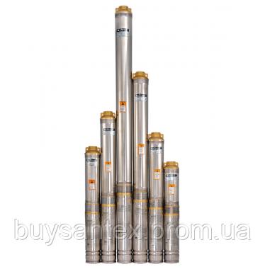 Скважинный насос 100QJ 230-2.2 нерж. + пульт, фото 2