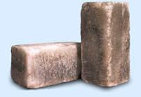 Соляные блоки по 33-35 кг. (некондиция)