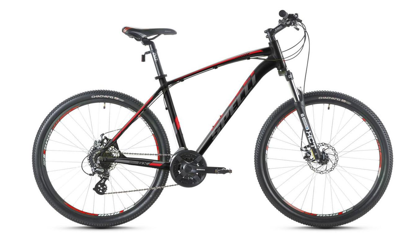 Велосипед Spelli SX-3700 Disk 27,5 (650B)