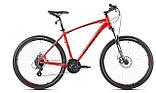Велосипед Spelli SX-3700 Disk 27,5 (650B), фото 3