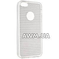 Силиконовый чехол Baseus Lustre для Apple iPhone 5 / 5S прозрачный