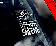 Barry Sheene стикер