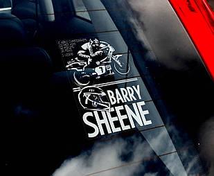 Barry Sheene стикер