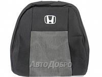 Авточехлы для салона Honda Civic Sedan c 2012-