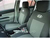Авточехлы для салона Hyundai Santa Fe Classic (7 мест) с 2007-12