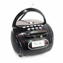 Радіоприймач Бумбокс GOLON RX-186Q Black