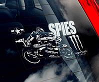Ben Spies стикер