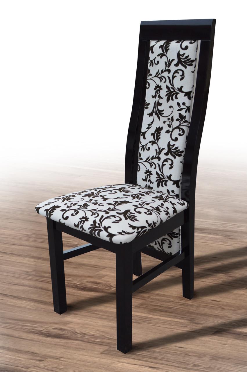 Стул обеденный Катрин Микс мебель, цвет венге-шоколад