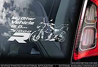 BMW S1000R стикер