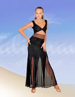 Костюм для Стандарта:юбка ЮС-310  +блузка БЛ-346(в наличии юбка р.36)