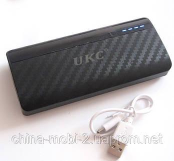 Универсальная батарея  - UKC power bank 20000 mAh, фото 2