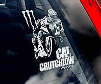 Cal Crutchlow стикер