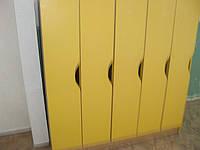 Шкаф в раздевалку 5-секционный