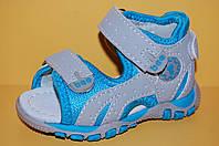 Детские сандалии ТМ Clibee код А-6-С размеры 18, 21