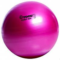 Мяч для оздоровительной гимнастики, Фитбол, MyBall Soft, диам. 65 см TOGU Германия