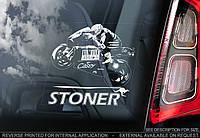 Casey Stoner стикер