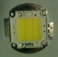 Светодиод матричный СОВ для прожектора SL-20 20W 6500К PREMIUM Код.58625