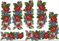 Вышиванка 8 Вафельная картинка