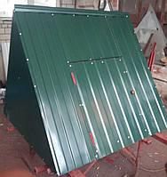 Накрытие на колодец 1м зеленый