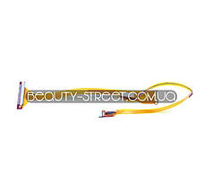 """Шлейф-перехідник LCD 30 pin - 40 pin (ccf - led) 16"""""""